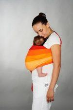 Как надевать слинг шарф – Основные принципы ношения слинга — единая инструкция по слингоношению