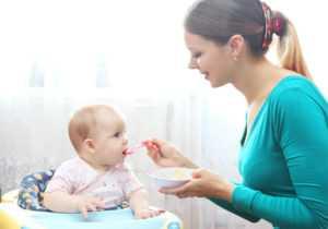 До какого возраста ребенок считается грудничком